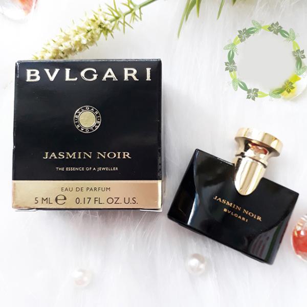 review nước hoa Bvlgari Jasmin Noir